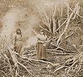 Archivo General de la Nación Argentina sin fecha Tierra del Fuego, mujeres onas.jpg
