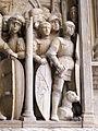 Arco trionfale del Castel Nuovo, 21, rientro vittorioso di alfonso.JPG