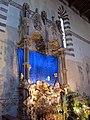 Arezzo, san domenico, int., cappella-altare dragomanni, di giovanni di francesco.JPG