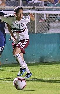 Arianna Romero Footballer