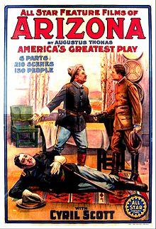 Arizona (1913 film) - Wikipedia