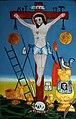 Arma Christi s Križanim (slika na steklo).jpg