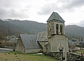 The church of Saint Félix