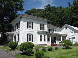 Armstrong House (North Adams, Massachusetts)