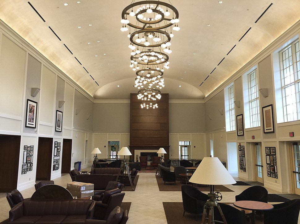 Armstrong Student Center Interior