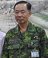 Army (ROCA) Lieutenant General Chang Nu-chao 陸軍中將張怒潮 (201012104083-2 陸軍副司令吳斯懷、航特部指揮官張怒潮等拜會王縣長).jpg