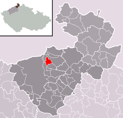 Location of Arnoltice