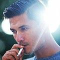 Arpan Thapa smoking.jpg