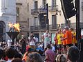 Arribada de la Flama del Canigó a la Plaça de Sant Jaume 2016 - 05.jpg