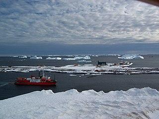 Géologie Archipelago Archipelago in Adélie Land, Antarctica
