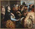 Artemisia si appresta a bere le ceneri di Mausolo - Gerard Seghers.jpg