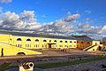 Artillery arsenal (Daugavpils fortress).jpg