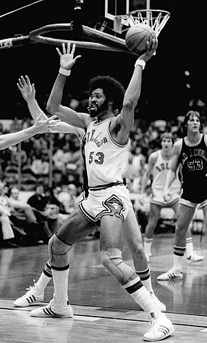 Chicago Bulls - Gilmore in 1977