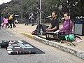 Artistas de Rua, no Brique da Redenção, Porto Alegre, 2013-06-16 (1).JPG