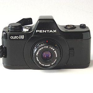 Pentax Auto 110 - Asahi Pentax Auto 110