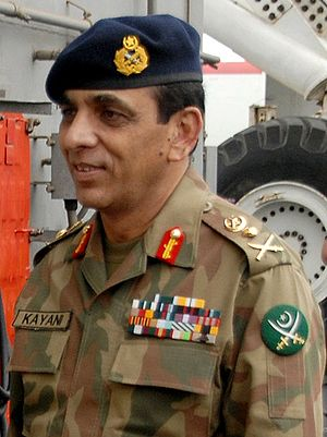 General Ashfaq Parvez Kayani.