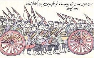 Siege of Astarabad