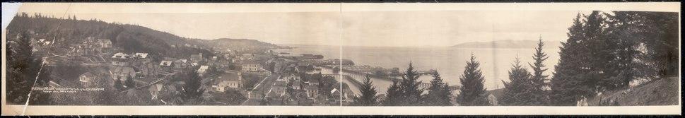 Photograph of Astoria c.1914.