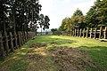 Asuke Castle - Nishinomaru Area surround with the Stockade, Asuke-cho Toyota 2009.jpg