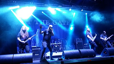 Picture of a band or musician: At The Gates