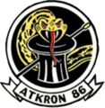 Attack Squadron 86 (US Navy) patch 1954.png