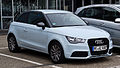 Audi A1 1.2 TFSI Attraction – Frontansicht, 23. September 2012, Ratingen.jpg