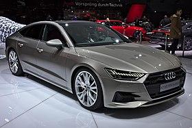 Audi A Wikipedia - Audi a7