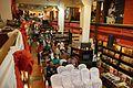 Audience - Panel Discussion - Epar Bangla Opar Bangla Sahityer Bhasa Ki Bodle Jachhe - Apeejay Bangla Sahitya Utsav - Kolkata 2015-10-10 5058.JPG