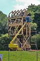 Aufbau der restaurierten Alten Mühle im Hermann-Löns-Park (Hannover) IMG 9305.jpg