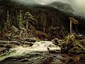 August Cappelen - Waterfall in Telemark - Google Art Project.jpg