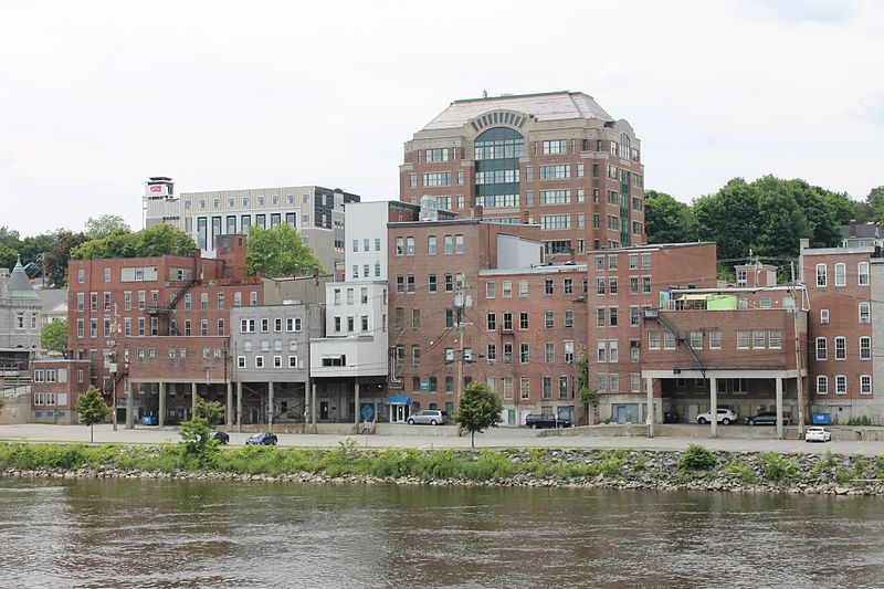 File:Augusta from across the Kennebec River, ME IMG 2043.JPG