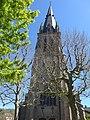Aurillac, Cantal, France. Abbatiale Saint Géraud + orgues + nécropole 01.jpg