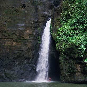 Cavinti - Pagsanjan Falls