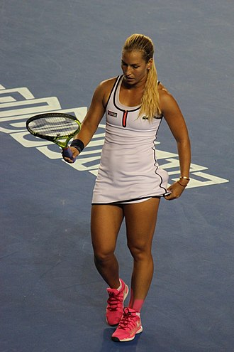Dominika Cibulková - Cibulková at the 2015 Australian Open