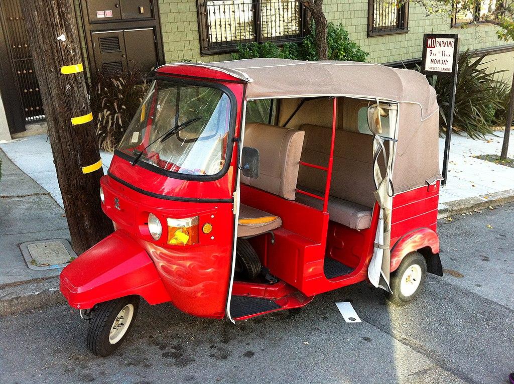 Image result for battery rickshaw