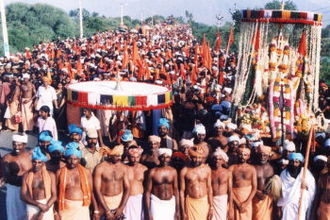 Ayya Vaikunda Avataram -  'The Great Masi Procession'  from Nagercoil to Swamithope.