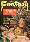 Cover of Avon Fantasy Reader issue #10