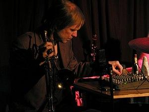 Axel Dörner mit dem Otomo Yoshihide Quartet im...