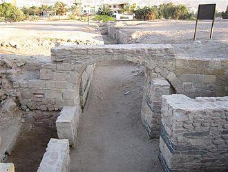 Aqaba - A view of Ayla
