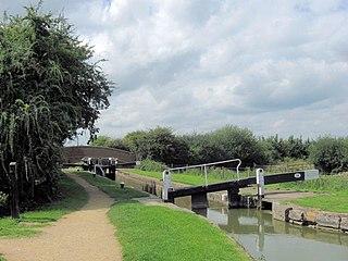 Broughton, Aylesbury Human settlement in England