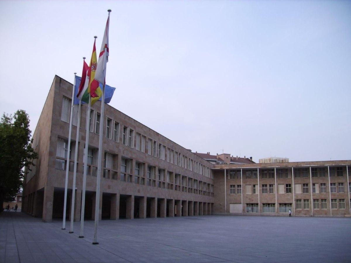 Ayuntamiento de Logroño - Wikipedia, la enciclopedia libre