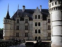 Chateau D Azay Le Rideau Wikipedia