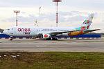 Azur Air (Anex Tour Livery), VP-BXW, Boeing 767-3Q8 ER (26489834032).jpg