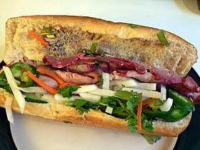 Image illustrative de l'article Bánh mì