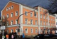 Regers Wohnhaus in Weiden in der Oberpfalz (Quelle: Wikimedia)