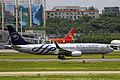 B-5159 - Xiamen Airlines - Boeing 737-85C(WL) - CKG (10978594633).jpg