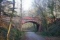B3178 Bridge crosses Cycleway 2 - geograph.org.uk - 1111861.jpg