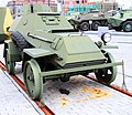 BA-64 railroad version from Pyshma museum front view.jpg