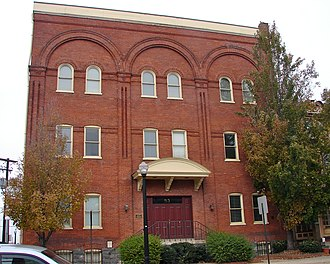 National Register of Historic Places listings in Lancaster, Pennsylvania - Image: BF Good Lancaster