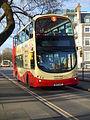 BK13 OAG (Route 5A) at Old Steine, Brighton (16951667898).jpg